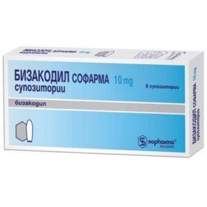 Bisacodyl 10