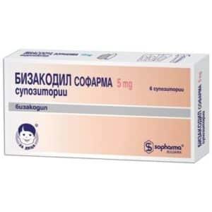 Bisacodyl 5