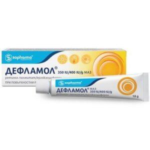 Deflamol Ointment (18 g)