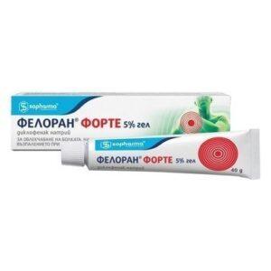 Feloran Forte Gel 5% (40 g)