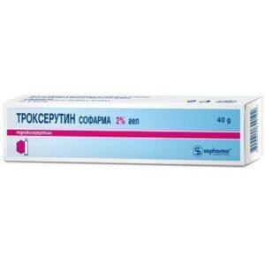 Troxerutin Gel 2% (40 g)