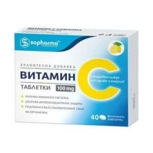 Vitamin C 100 mg (40 tablets)