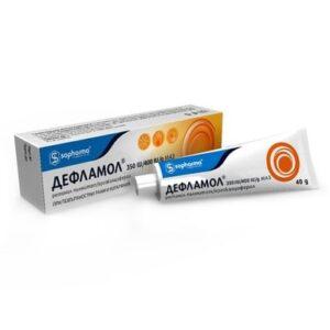 Deflamol Ointment 40 g