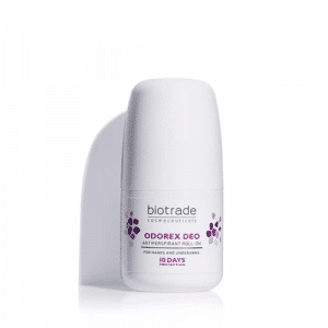 biotrade ODOREX Deo Antiperspirant Roll-on for Hands and Armpits 40 ml