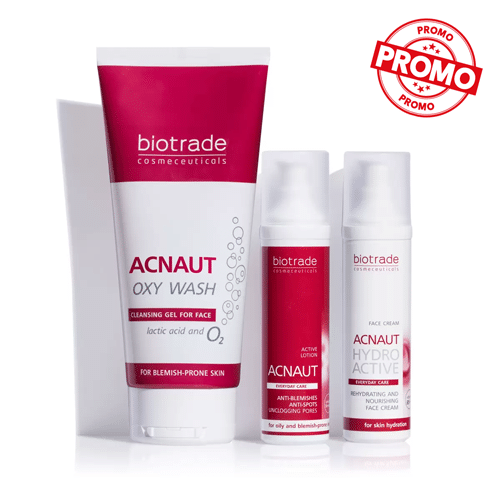 biotrade ACNE OUT ACNE OUT 3 Steps for Breakouts PROMO PACK