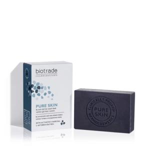 biotrade PURE SKIN Black Detox Soap 100 g