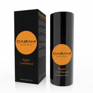 QAZAMI Hair Fibers dispenser